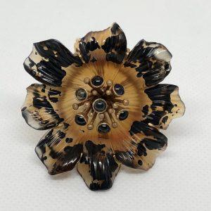 Buccellati Flower Brooch
