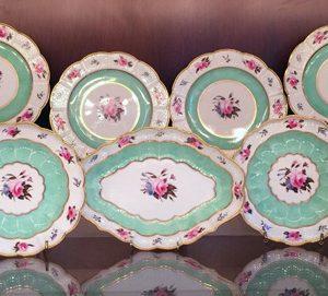 George III Period Porcelain Service